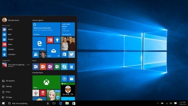Windows 10 Upgrade ab sofort kostenlos zum Download
