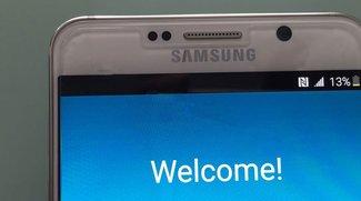 Samsung Galaxy S6 edge+ und Galaxy Note 5 auf neuen Fotos