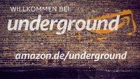 Amazon Underground ersetzt App des Tages