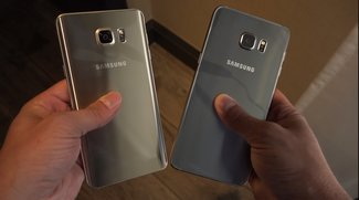 Samsung Galaxy S6 Edge Plus &amp&#x3B; Note 5 im Akku-Test