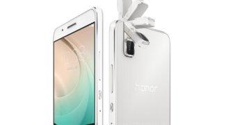 Huawei Honor 7i mit umklappbarer Kamera vorgestellt (Video)