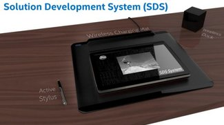 Intel 2-in-1 Referenz-Tablet Design mit zweitem E-Ink-Display