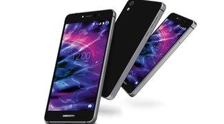 Medion X5020: Erstes LTE-Smartphone in edlem Design vorgestellt