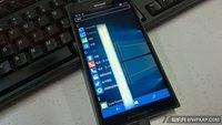 Microsoft Lumia 950 Prototyp mit QHD-Display, Dual-SIM & USB Type C auf ersten Fotos