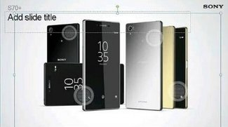 Sony Xperia Z5 Plus (S70+) auf erstem Bild zu sehen