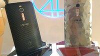 Asus ZenFone 2 Deluxe Special Edition bietet 256 GB & mehr Speicher