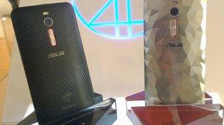 Asus ZenFone 2 Deluxe Special Edition bietet 256 GB &amp&#x3B; mehr Speicher