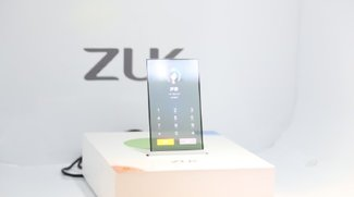 ZUK zeigt Smartphone mit transparentem Display
