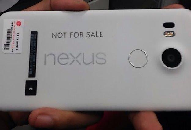 LG Nexus 5 2015 zeigt sich auf erstem Foto
