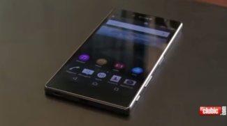 Sony Xperia Z5 Hands-On Video aufgetaucht