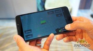 Intel Tango Phablet mit RealSense im Hands-On