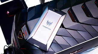 Acer Predator 6 Gaming-Smartphone mit 10-Kern-CPU im Hands-On Video (IFA 2015)