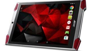 Acer Predator 8: Gaming-Tablet mit Intel Atom x7 vorgestellt