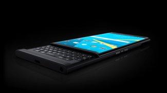 Blackberry Priv: Erstes offizielles Video veröffentlicht