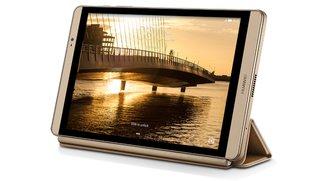Huawei MediaPad M2 8.0 mit Kirin 930 im Hands-On Video
