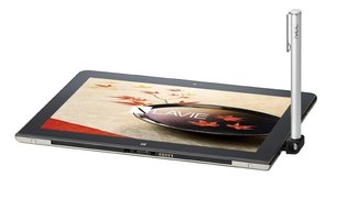 NEC LaVie Tab W: Windows 10 Tablet mit Stylus und 10,1 Zoll im Anmarsch