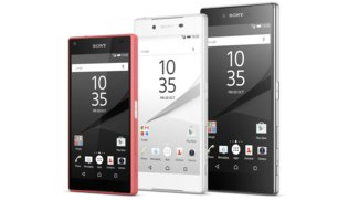 Sony Xperia Z5, Z5 Compact &amp&#x3B; Z5 Premium in Hands-On Videos (IFA 2015)