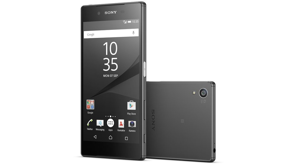 Sony Xperia Z5 &amp&#x3B; Xperia Z5 Compact offiziell vorgestellt (IFA 2015)