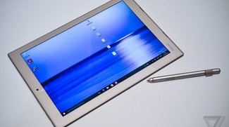 Toshiba Dynabook: Dünnes 12-Zoll-Tablet mit Windows 10 &amp&#x3B; Stylus (IFA 2015)