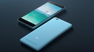 Xiaomi Mi 4c mit 5 Zoll, Snapdragon 808 &amp&#x3B; USB Type C für 200 Dollar vorgestellt