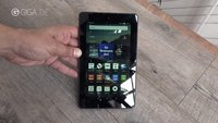 Amazon Fire: 60-Euro-Tablet im Hands-On Video