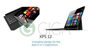 Dell XPS 12: Neues 2-in-1 Tablet mit 4K-Display und Stylus geleakt