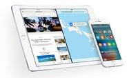 iOS 9 steht ab sofort zum Download bereit