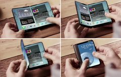 Samsung Galaxy X: So könnte...