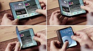 Samsung Galaxy X: So könnte das geheime Smartphone aussehen