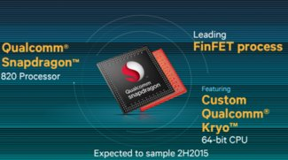 Qualcomm: 30 Smartphones mit Snapdragon 820 in Planung