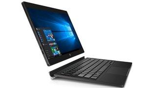 Dell XPS 12 mit 12,5 Zoll 4K-Display, Windows 10 &amp&#x3B; Tastatur-Dock vorgestellt