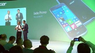 Acer Jade Primo: Windows 10 Mobile Smartphone soll nur 370€ kosten