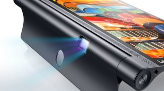 Lenovo Yoga Tab 3 Pro: 10-Zoll-Tablet mit Beamer ab sofort erhältlich (Video)