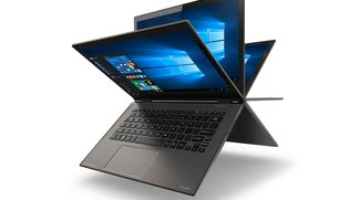 Toshiba Satellite Radius 12: Ultrabook mit 4K-Display vorgestellt