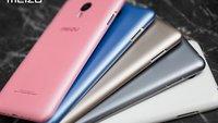 Meizu Metal: Metall-Smartphone ab 150 Euro offiziell vorgestellt