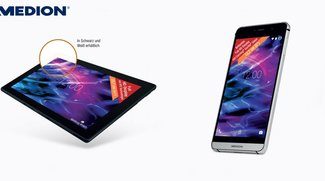 Medion Lifetab P10356 (MD 99632) Tablet &amp&#x3B; Life X5004 (MD 99238) Smartphone am 10. Dezember bei Aldi Nord
