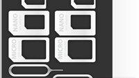 SIM-Karten Adapter-Sets im Doppelpack für nur 1 Euro