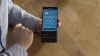 BlackBerry Priv im Unboxing und ersten Eindruck (Video)