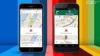 Google Maps App demnächst mit Offline-Modus