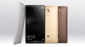 Huawei Mate 9: Dual-Kamera mit 20 Megapixeln spekuliert