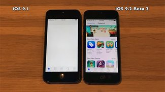 iOS 9.2 Beta 2 vs. iOS 9.1 im Speed-Test