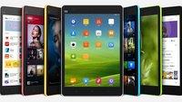 Xiaomi Mi Pad 2: Erste Benchmark-Ergebnisse sind da