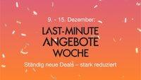 Amazon Last-Minute-Angebote-Woche 2015: Deals des 1. Tages