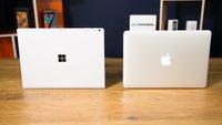 Microsoft-Tool hilft beim Umstieg vom Mac auf ein Surface