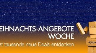 Amazon Weihnachts-Angebote-Woche 2015: Deals des 1. Tages