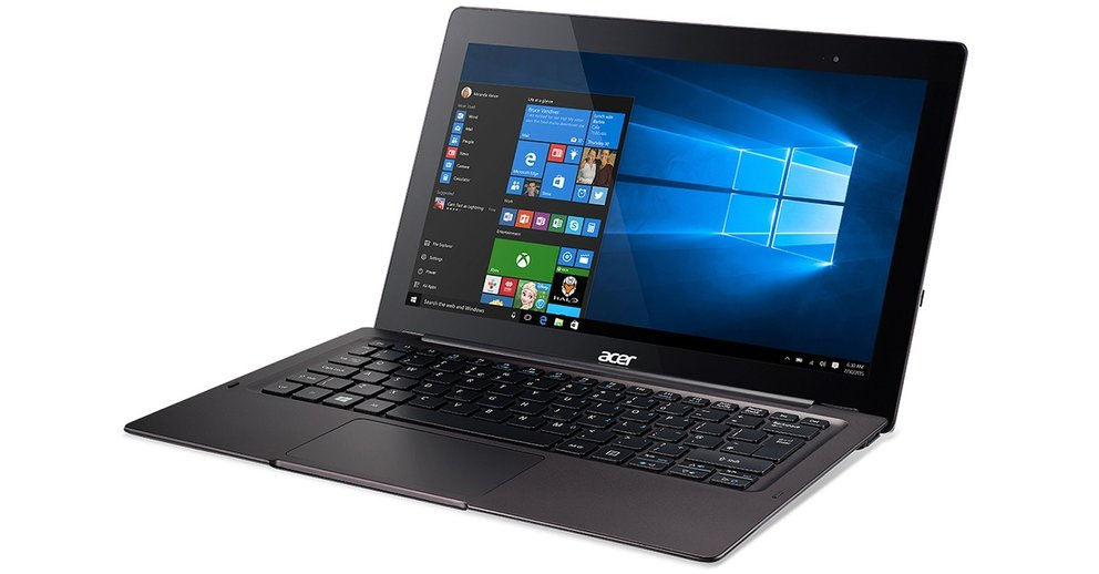 Acer Aspire Switch 12 S: 4K 2-in-1 Tablet vorgestellt