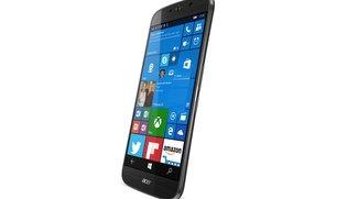 Acer Liquid Jade Primo mit Windows 10 Mobile erscheint für 569€ im Februar