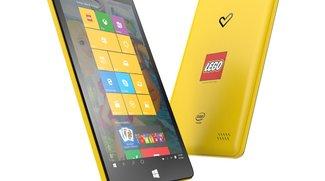 Energy Sistem: Lego-Tablet mit Windows 10 vorgestellt