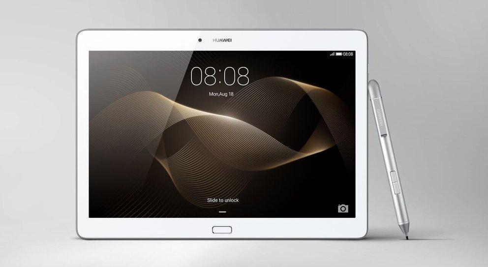 Huawei MediaPad M2 10.0 Premium-Tablet mit Stylus &amp&#x3B; LTE ab sofort erhältlich