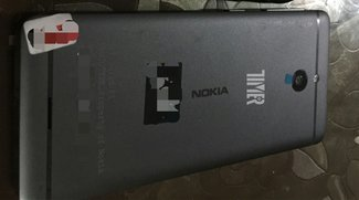 Nokia-Smartphone: Neuer Prototyp auf erstem Foto gesichtet